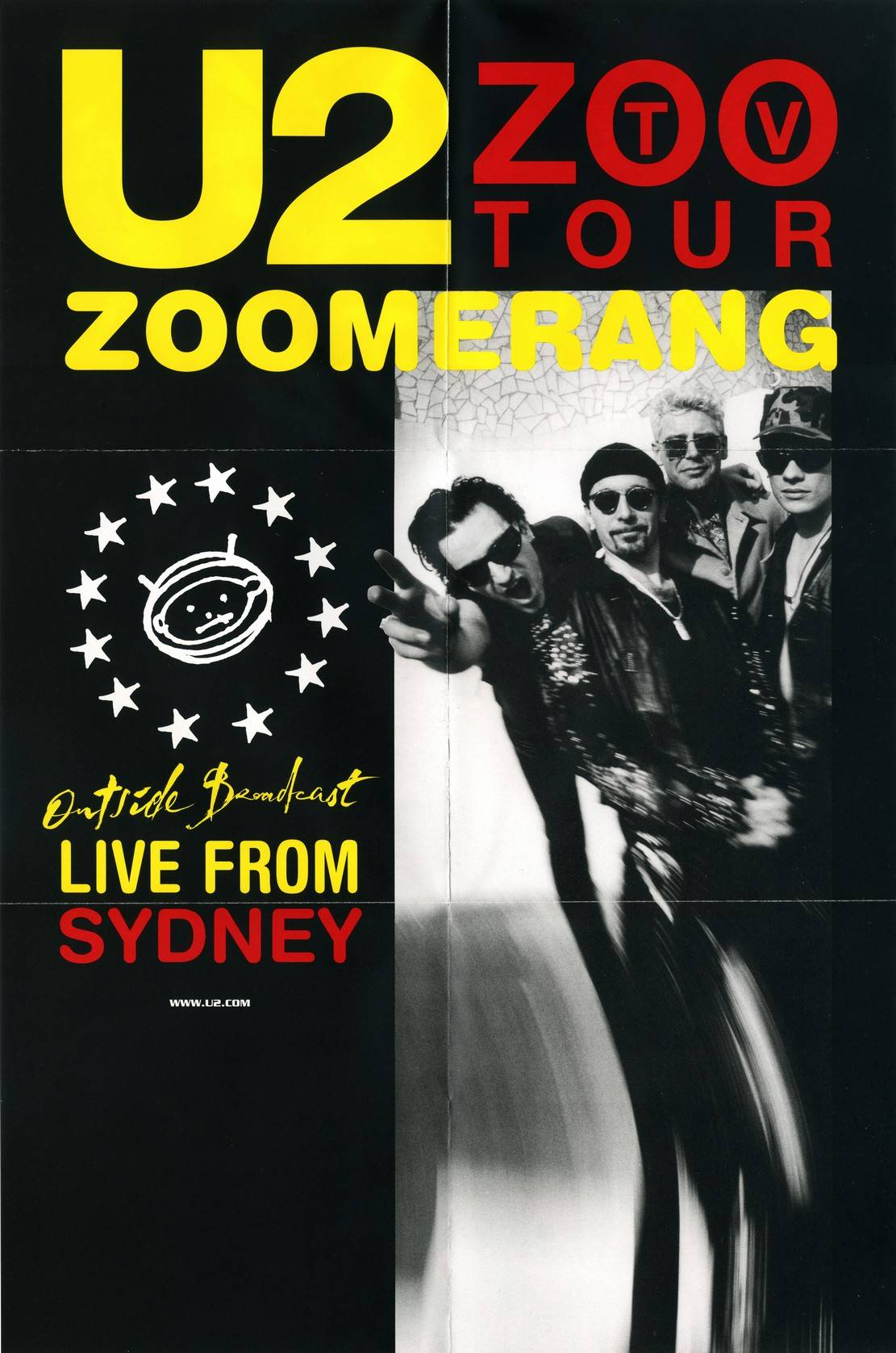 U2 - Zoo TV Live - ZOO2LIVE (2006) {2CD Limited Edition U2 ...
