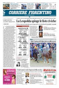 Corriere Fiorentino La Toscana – 21 ottobre 2018