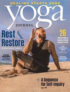 Yoga Journal USA - September 2020