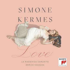 Simone Kermes - Love (2016) [Official Digital Download 24/96]