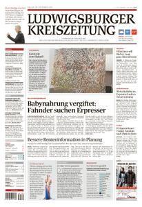 Ludwigsburger Kreiszeitung - 29. September 2017