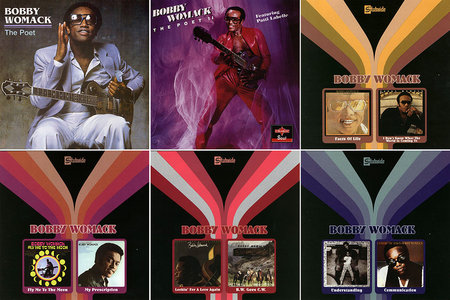 Bobby Womack - Albums Collection (7CD) [Re-Up]