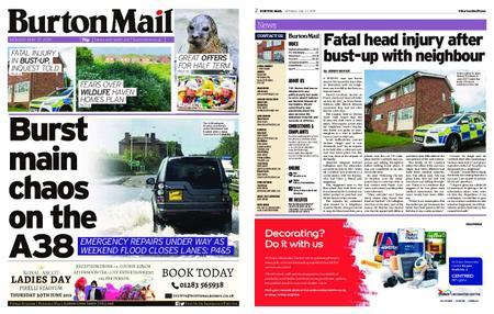 Burton Mail – May 27, 2019