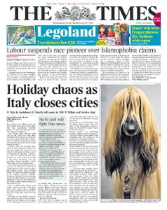 The Times - 9 March 2020