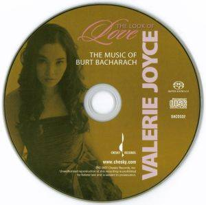 Valerie Joyce - The Look of Love: Music of Burt Bacharach (2007) {Chesky Records}