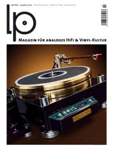 LP Magazin - April-Mai 2019