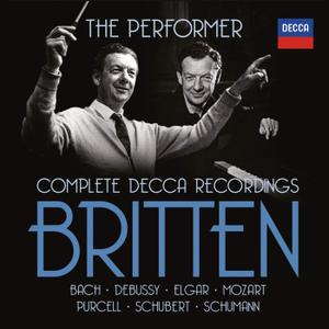Benjamin Britten - The Performer: The Complete Decca Recordings (27CD Box Set, 2013)