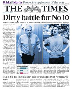 The Times - 21 June 2019