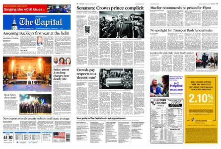 The Capital – December 05, 2018