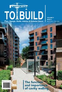 To Build Magazine - November 2019-February 2020