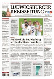 Ludwigsburger Kreiszeitung - 05. September 2017