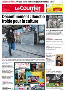 Le Courrier de l'Ouest Angers – 11 décembre 2020