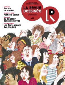 La Revue Dessinée N°33 - Automne 2021