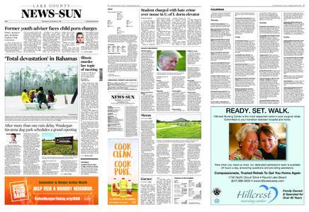 Lake County News-Sun – September 04, 2019