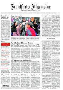 Frankfurter Allgemeine Zeitung F.A.Z. - 06. Januar 2018
