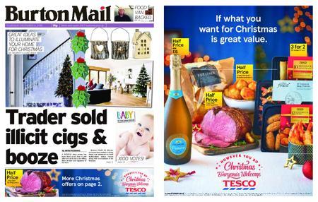 Burton Mail – December 06, 2018