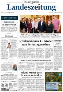 Thüringische Landeszeitung – 29. Dezember 2018