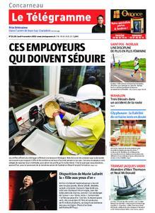 Le Télégramme Concarneau – 04 novembre 2019