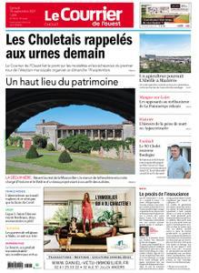 Le Courrier de l'Ouest Cholet – 18 septembre 2021