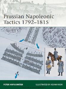 Prussian Napoleonic Tactics 1792–1815 (Osprey Elite 182)