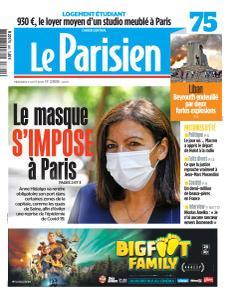 Le Parisien du Mercredi 5 Août 2020