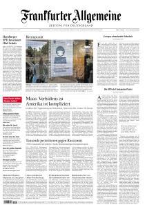 Frankfurter Allgemeine Zeitung - 8 Juni 2020