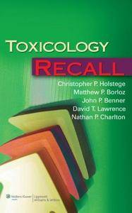 Toxicology Recall (Repost)