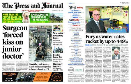 The Press and Journal Moray – March 06, 2018