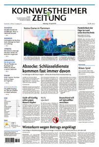 Kornwestheimer Zeitung - 16. April 2019