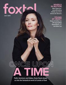 Foxtel Magazine - July 2019