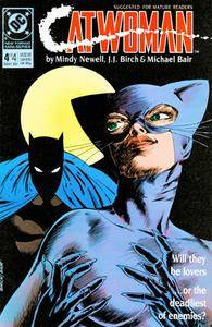Catwoman - Her Sister's Keeper 1-4