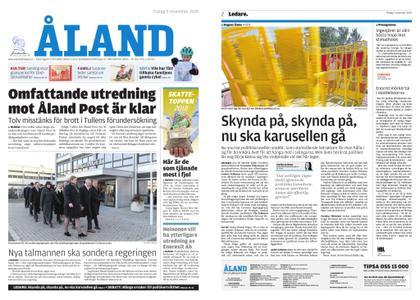 Ålandstidningen – 05 november 2019