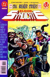 Blood Syndicate 31