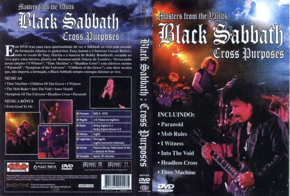 Classic black sabbath videos