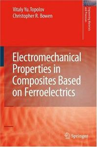 Electromechanical Properties in Composite Based on Ferroelectrics