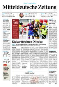Mitteldeutsche Zeitung Naumburger Tageblatt – 22. Juli 2019