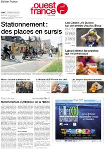 Ouest-France Édition France – 31 mai 2019