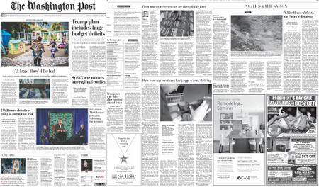 The Washington Post – February 13, 2018