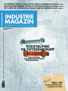 Industrie Magazin - November 2019
