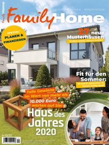 Family Home - September/Oktober 2020