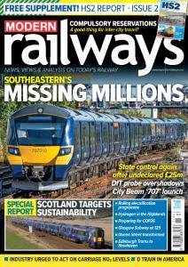 Modern Railways - November 2021