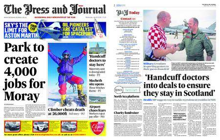 The Press and Journal Moray – July 18, 2018