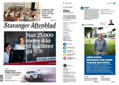 Stavanger Aftenblad – 23. juli 2019
