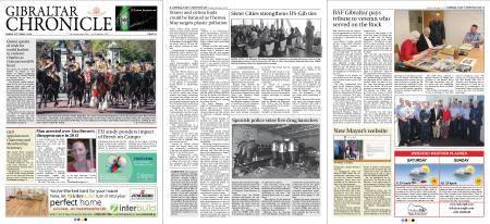 Gibraltar Chronicle – 20 April 2018