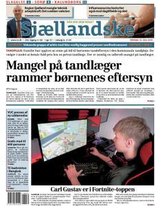 Sjællandske Slagelse – 23. juli 2019