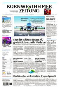 Kornwestheimer Zeitung - 16. November 2018