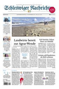 Schleswiger Nachrichten - 07. September 2019