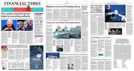 Financial Times UK – October 05, 2017