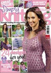 Simply Knitting Issue 84 - September 2011(UK)