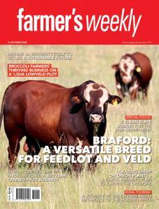 Farmer's Weekly - 16 October 2020